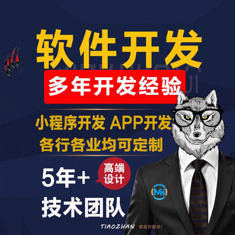 商城小程序开发直播软件定制交友app制作erp管理系统源码平台搭建