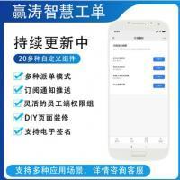 赢涛智慧工单1.7.2无授权商业无限开全插件