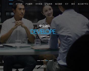 企业级正规php第三方api第四方支付平台程序源码完整开源全套